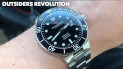 A Swiss Luxury Watch For $500? Outsiders Revolution Watch Review