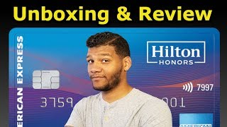 Credit Card Review: Hilton Honors Ascend Card Unboxing