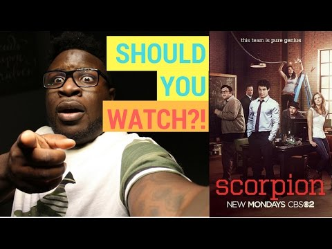 SCORPION TV SHOW REVIEW! (SPOILER FREE!!!) - YouTube