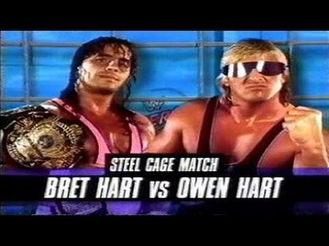 #2. Bret Hart v. Owen Hart: Summerslam 1994