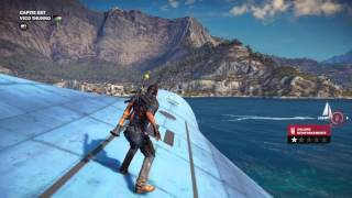 Just Cause 3: HOW TO DESTROY A STATUE 101