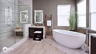 Hottest Bathroom Decorating trends to Try Out – Tiles, Styles and More