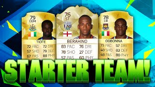 FIFA 16 - INSANELY OVERPOWERED CHEAP BPL STARTER TEAM!