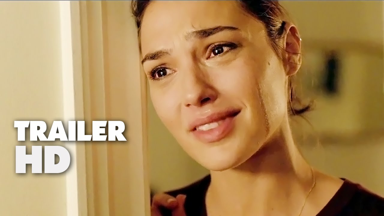 Criminal - Official Film Trailer 2016 - Ryan Reynolds, Gal Gadot Movie HD -  YouTube
