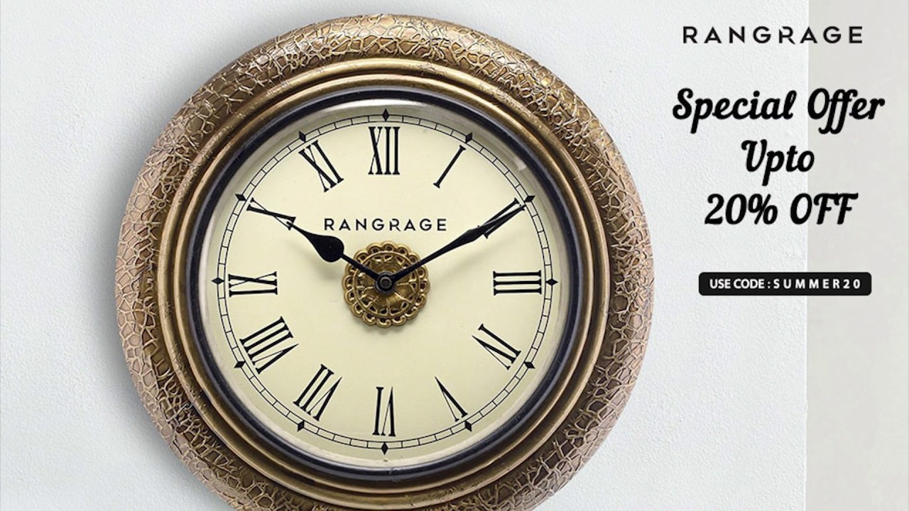Large Wall Clocks Online India Wall Clocks Online Shopping