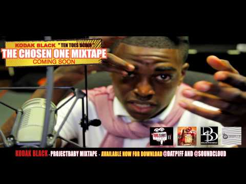 Kodak Black - 10 toes down ''THE CHOSEN ONE MIXTAPE''