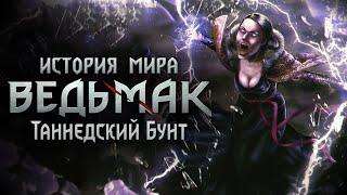 История мира The Witcher: Таннедский бунт. Часть 19