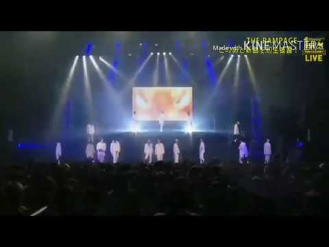 THE RAMPAGE from EXILE TRIBE - FRONTIERS [Live] Romaji & English Sub