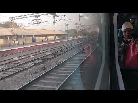 New Delhi to Chandigarh - Onboard 12005 Kalka Shatabdi Express
