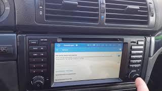 BMW E39 Xtrons Octacore mit Car Launcher AG App - Лучшие