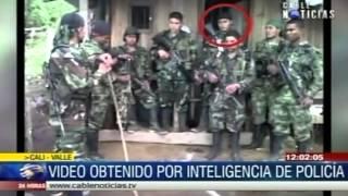 Revelan video donde las Farc planearon ataque contra la Fuerza Pública