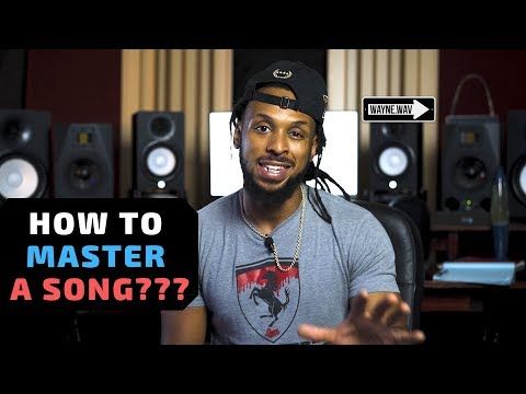 How to Master a Song | Wavy Vocal Production Toolbox | Templates