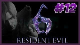 Resident Evil 6 - ★12 LEON - Capitulo 5 - Part 1 - Rex é vc?  - SinX - #RE6
