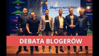 """Blogerzy finansowi o giełdzie: """"Inwestor uczy się całe życie"""" DEBATA"""