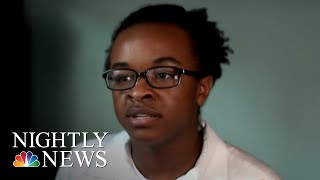 Study Shows Suicide Rate Of Black Children Twice That Of White Children | NBC Nightly News