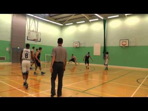 BHASVIC vs Harefield - EABL 05/02/2014