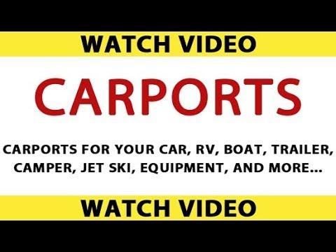 Carports Tulsa OK :: (918) 921-6070 :: Carports Tulsa OK Offers Security