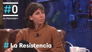 LA RESISTENCIA - Entrevista a Carla Suárez | #LaResistencia 02.05.2018