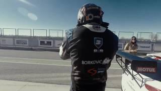 Dusan DUKE Borkovic TCR International season 2017 preparation