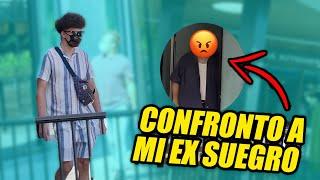 VOY AL TRABAJO DEL PAPA DE MI EX NOVIA PARA CONFRONTARLO!