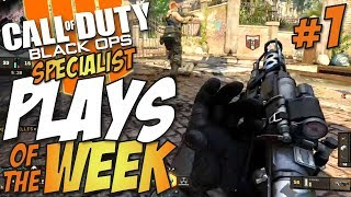 Call of Duty: Black Ops 4 - Top 10 Specialist Kills Of The Week 1 #CODTopPlays
