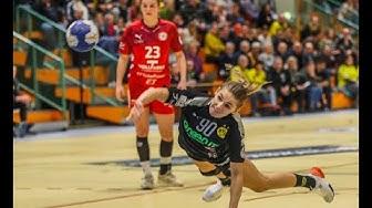Damenhandball Bundesliga: Bor.Dortmund - Kurpfals Bären