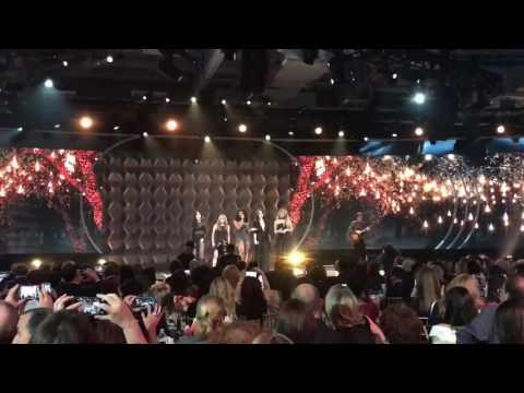 Fifth Harmony - Like I'm Gonna Lose You - Billboard Women In Music 2016