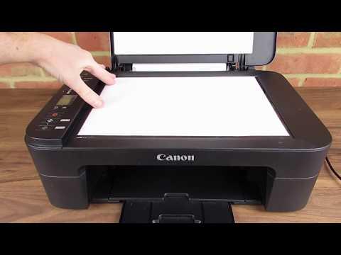 Canon PIXMA TS3150 Copying