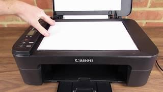 Canon PIXMA TS3150 Copying