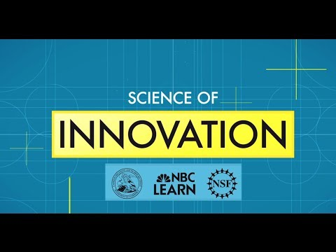 What is Innovation? - Science of Innovation
