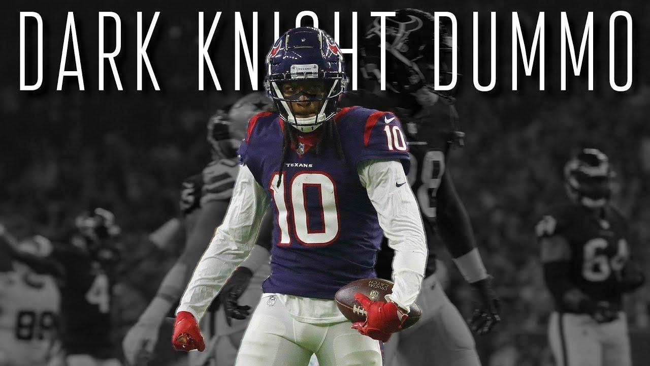 """Download DeAndre Hopkins - """"Dark Knight Dummo"""" ᴴᴰ (2018 Houston Texans Highlights)"""