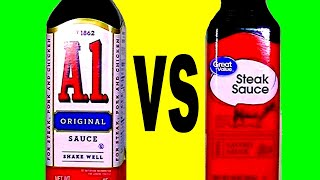 Steak Sauce Brands