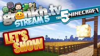 LET'S SHOW Minecraft #012 (Teil 1) ★ LIVE [S005E05]