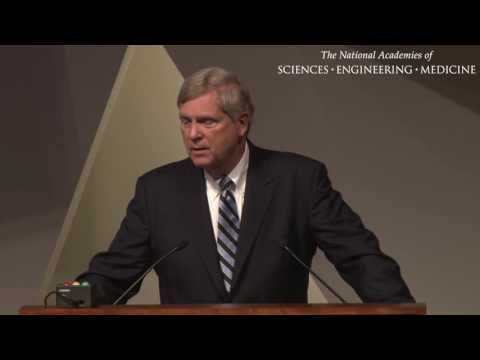9/27/16 The Honorable Tom Vilsack, JD, U.S. Secretary of Agriculture