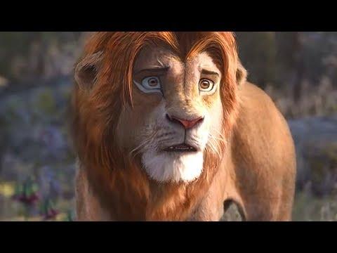 """Один фанат полностью переосмыслил образ персонажей фильма """"Король Лев"""""""