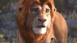 """Download Один фанат полностью переосмыслил образ персонажей фильма """"Король Лев"""" Mp3 and Videos"""