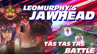 HERO TANK YANG LAGI OP BANGET DI MOBILE LEGENDS ! JAWHEAD TAS TAS TAS