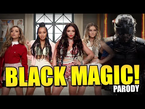 "Call Of Duty - Little Mix ""Black Magic"" PARODY"