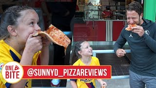 (Sunny D) Barstool Pizza Review - Vito's Slices & Ices
