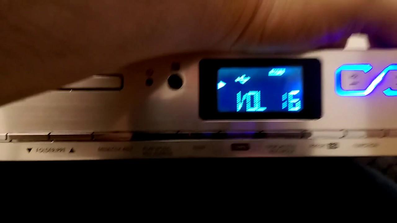 auna KCD 20 Küchen Unterbauradio