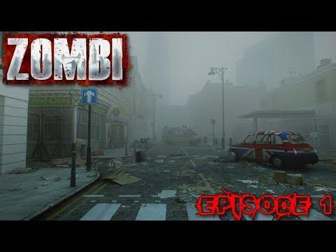 ZOMBI - Le marché de brick lane I EP.1