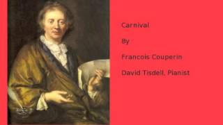 Gambar cover Carnival By Couperin - Music For Piano Students Series