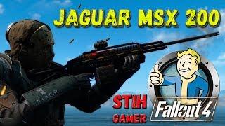 Fallout 4 Jaguar MSX 200
