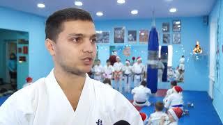 Киокушин каратэ Украины.Открытие нового спортивного зала на ж м Северный в Днепре