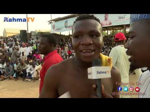 EBOLA YAJI TSORON MAI TAKWASARA A DAMBEN MOTA - DAMBE RAHMA TV