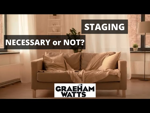 Does staging really help you sell your home for more money?