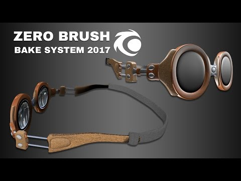 Zero Brush (Full Version) Bake System 2017