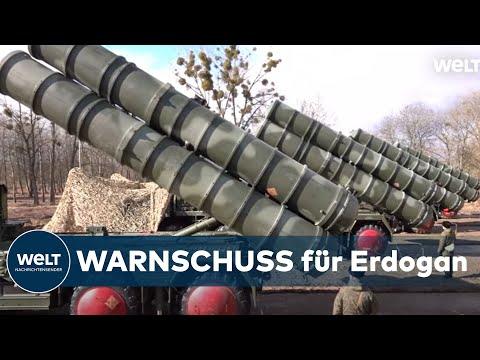 HARTER SCHLAG FÜR ERDOGAN: USA verhängen Sanktionen gegen Türkei wegen Raketensystem