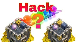 Clash of clans chests 51/50 member hack? Is that hack or glitch