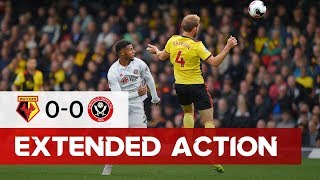 Watford 0-0 Sheffield United | Extended Premier League highlights